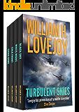 Turbulent Skies: An Aviation Thriller Omnibus