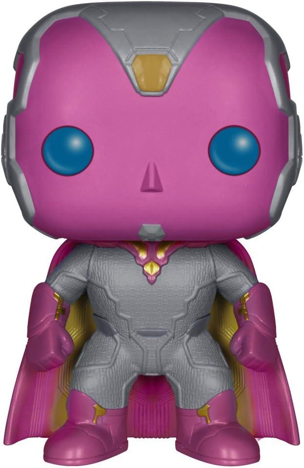 Funko Marvel Avengers 2 Vision Bobble Head Action Figure