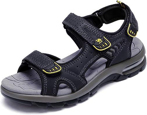 CAMEL Men's Sandals Genuine Leather