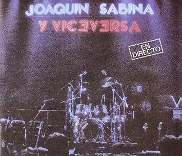 En Directo by Sabina, Joaquin (1995-05-04) Importación