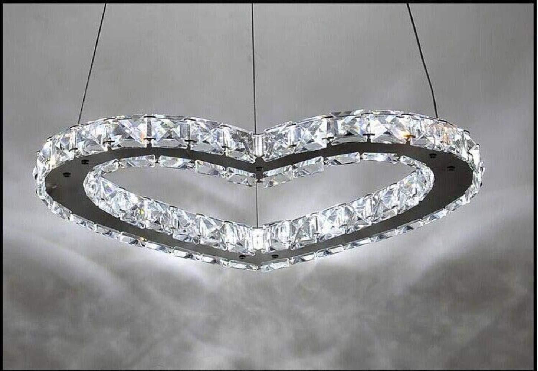Moderne LED-Kristall-Kronleuchter Kristall-Lampen