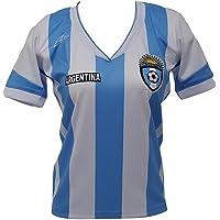Arza Sports Argentina Slim Mujeres fútbol Jersey diseño