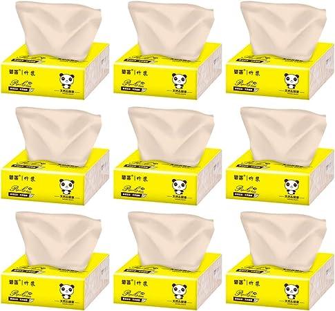 Ikando Confezione da 16 tovaglioli di carta morbida a 4 veli confezione da 16 100 fogli per confezione