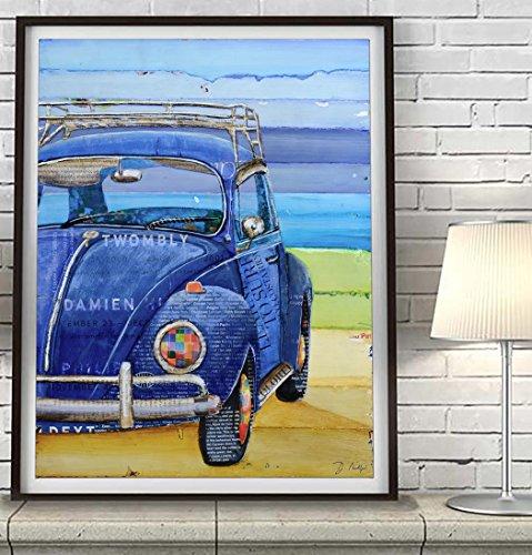 i-got-the-blues-antique-vw-volkswagen-1967-beetle-bug-danny-phillips-unframed-art-print-or-canvas-vi