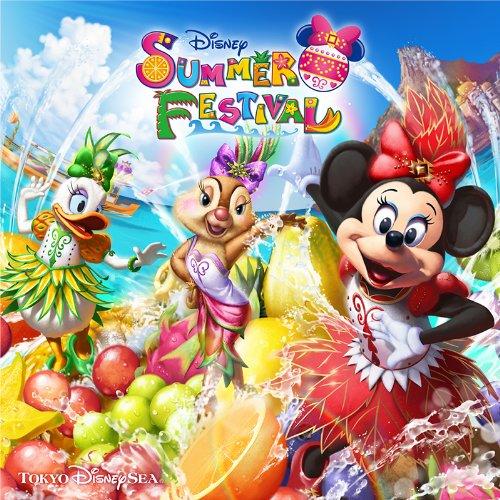 東京ディズニーシー サマーフェスティバルの商品画像