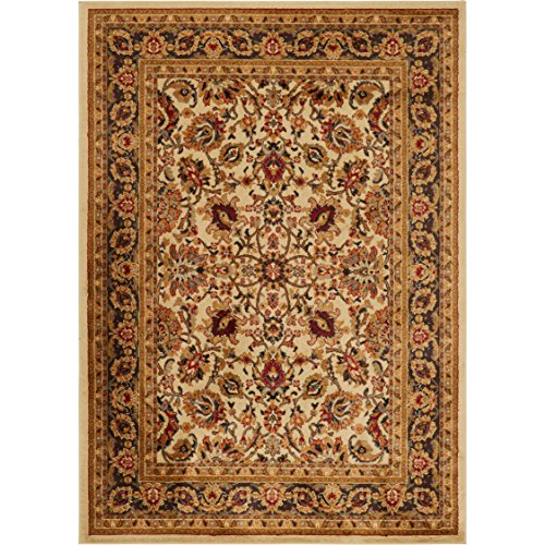 Home Dynamix Traditional Medallion Persian Inspired
