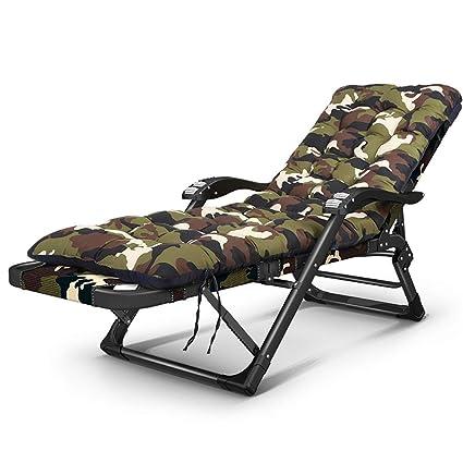 Amazon.com: Erru Silla de salón plegable reclinable con ...