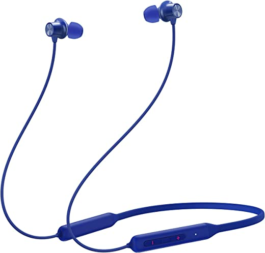 OnePlus Bullets Wireless Z Bass Edition (Bass Blue)