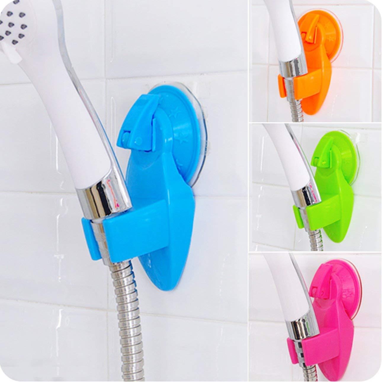 Ballylelly Sujetador fuerte Cabezal de ducha Base de fijació n Cabezal de ducha Accesorios de bañ o