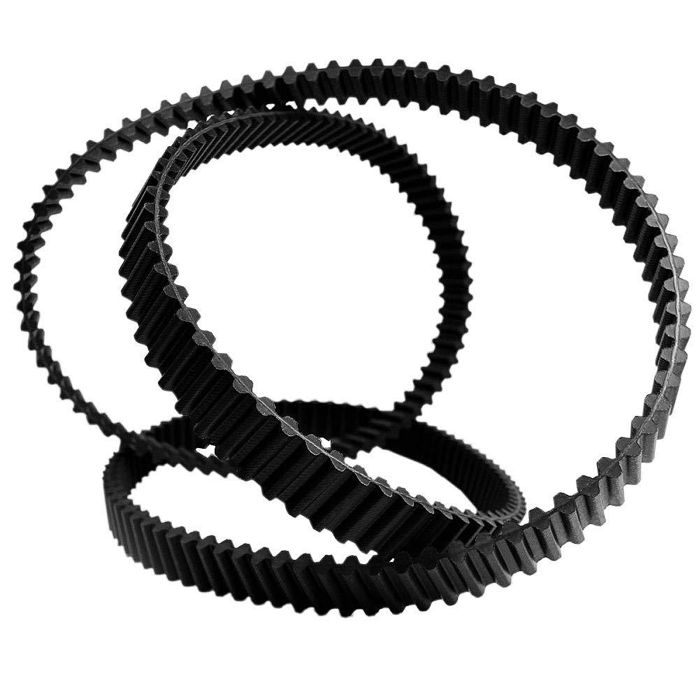 Doppia cinghia dentata TP GT2 – 1600 8 MGT – 85 – Gates sincrono Twin Power