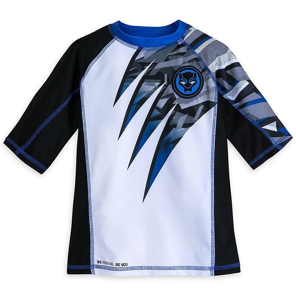 Marvel Black Panther Rash Guard For Boys 5806046950817900