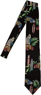 product image for Hawaiian Neckties, Blue Surfboard