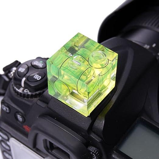 32 opinioni per Kaavie -Triplo Livella a bolla d'aria per fotocamera