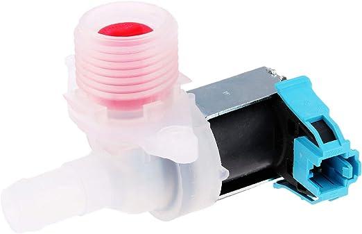 Válvula de entrada de agua W10212598 de repuesto para lavadora ...