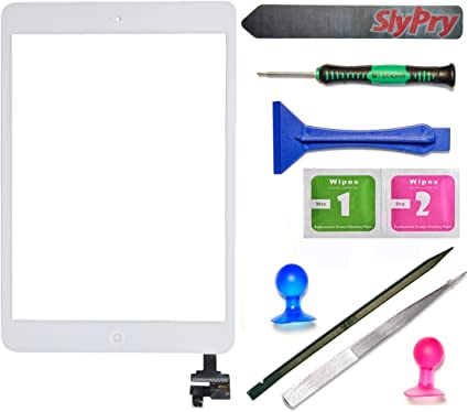 LCD Touch Screen Display Digitizer Assembly Adhesive Tools For iPad Mini 4