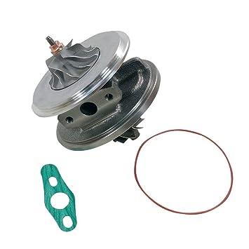 TKParts New GT1749V 722730-0001 Turbo CHRA For Volkswagen Beetle 1.9 Golf IV, Sharan