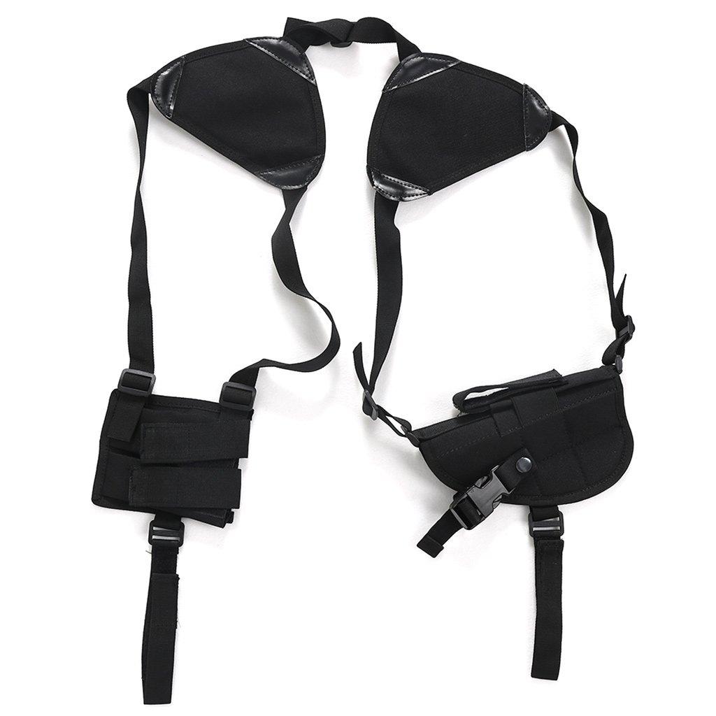 ULKEME Multi Functional Bag Tactical Storage Shoot Hunting Armpit Adjustable Anti Theft