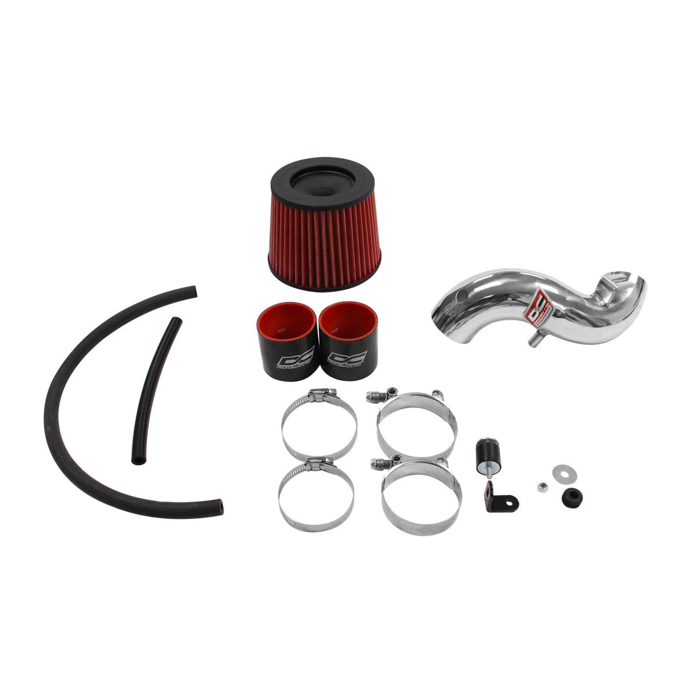 DC Sports SRI5023 Polished Short Ram Intake System