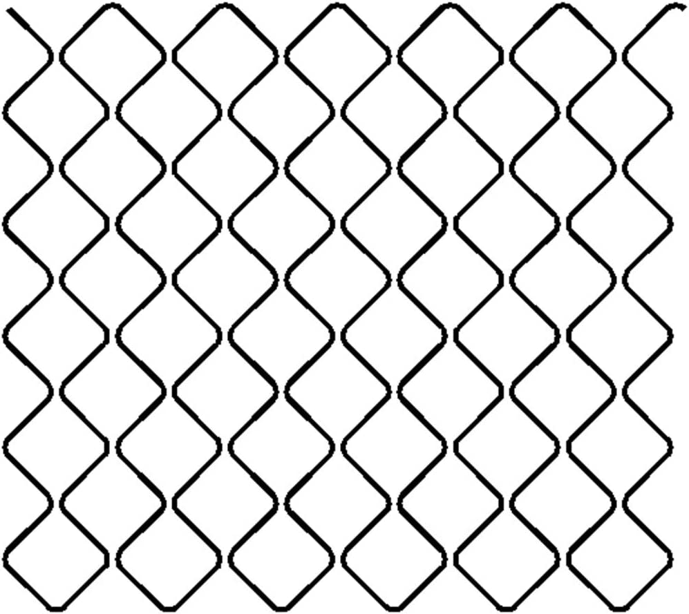 Square Grids Background Large Stipple Continuous Line Patterns Mock Crosshatch Set of 3 Quilt Plastic Stencils Quilting Creations Stencils for Machine and Hand Quilting Grid