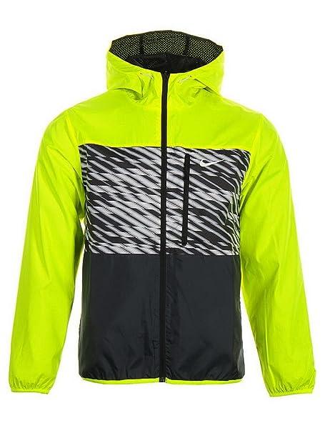 online retailer 076a0 bbcc3 Nike reversibile da uomo giacca da donna con cappuccio tasche frontali con  Zip  Amazon.it  Abbigliamento