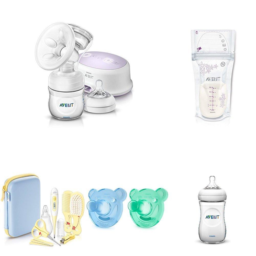 Set básico recién nacido Philips Avent: Amazon.es: Salud y cuidado ...