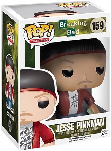 Breaking Bad Jesse Pinkman Cook Action Figure Vinyl Funko POP Television