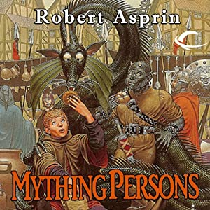 Mything Persons Audiobook