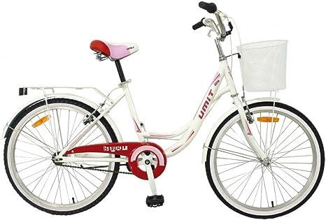 Bicicleta de Paseo Umit Bijou 24: Amazon.es: Deportes y aire libre