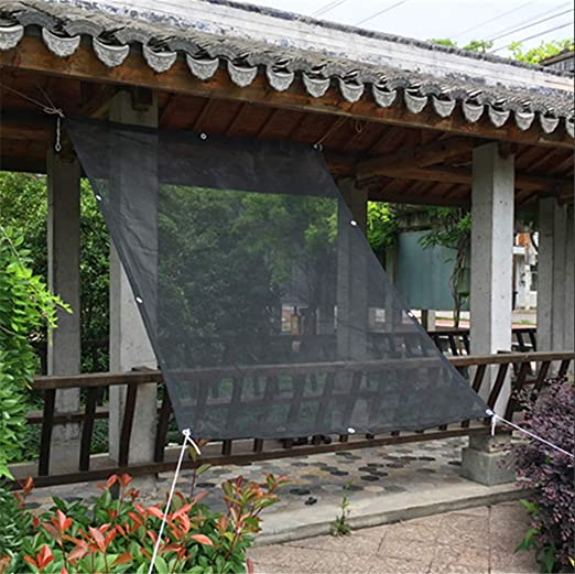 ZMXZMQ Sun Shade Net, Lona De Malla Garden Shade, Calidad Comercial Resistente Resistente A Los Rayos UV, para Flores, Plantas, Patio para El Patio Trasero Patio,2x2m: Amazon.es: Hogar