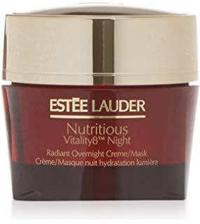 Skin Care Humorous Estee Lauder Nutritious Radiant Overnight Detox Concentrate 1.0 Oz New In Box Health & Beauty