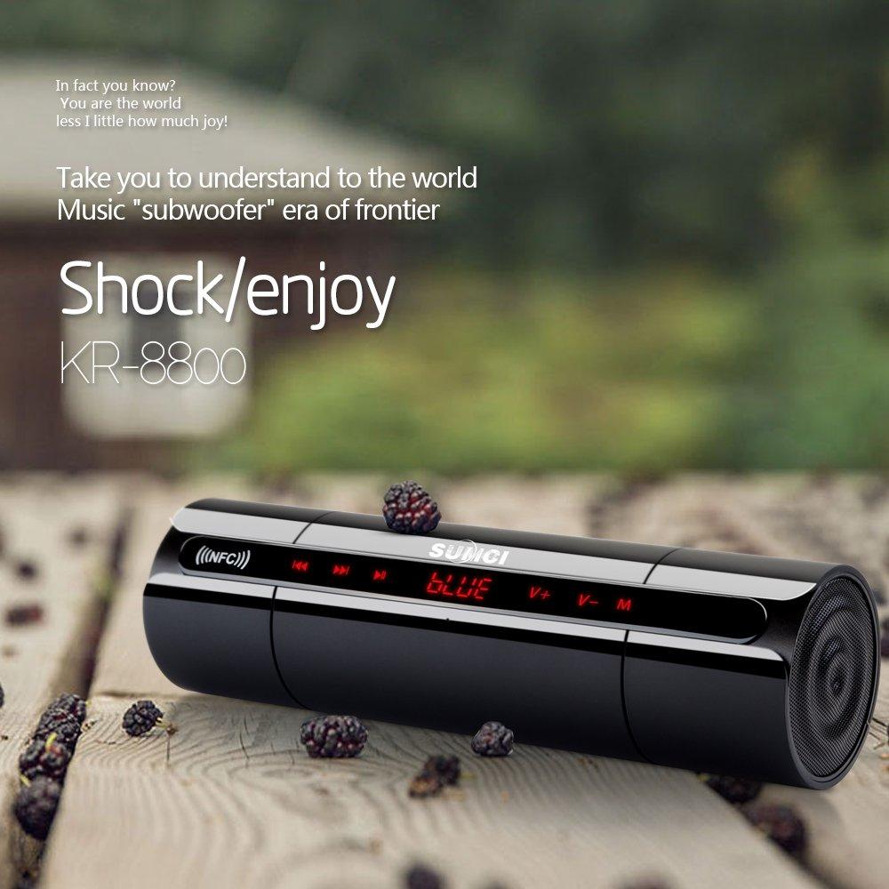 Sumci Outdoor Bluetooth Speaker