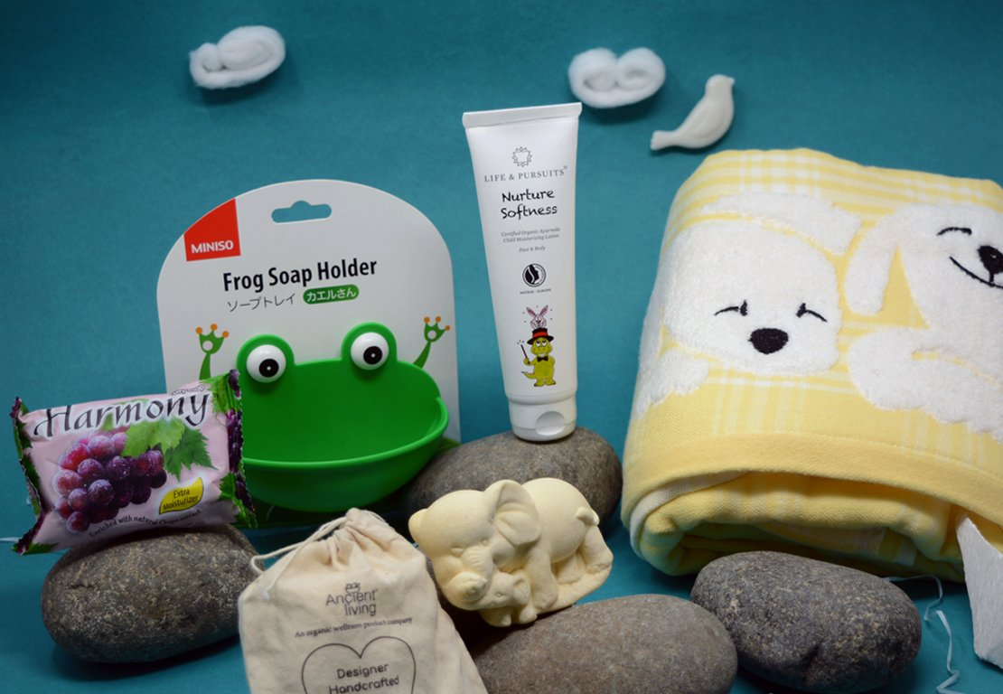 Buy Bath & Body Box for Kids - Premium, Curated Bath Bundle to Make ...