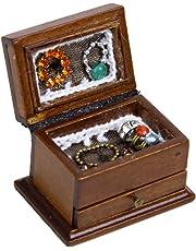 1/12 Jewelry Box Dollhouse Miniature-Brown