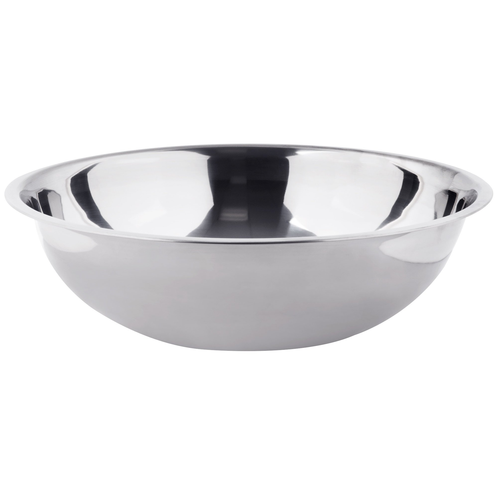 UltraSource Stainless Steel Mixing Bowl, 13 Quart by ULTRASOURCE