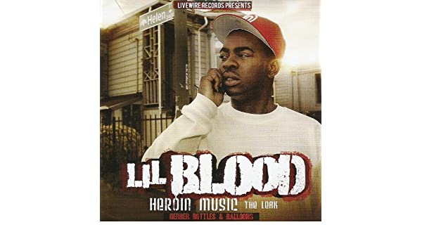 Heroin Music The Leak Explicit By Lil Blood On Amazon Music