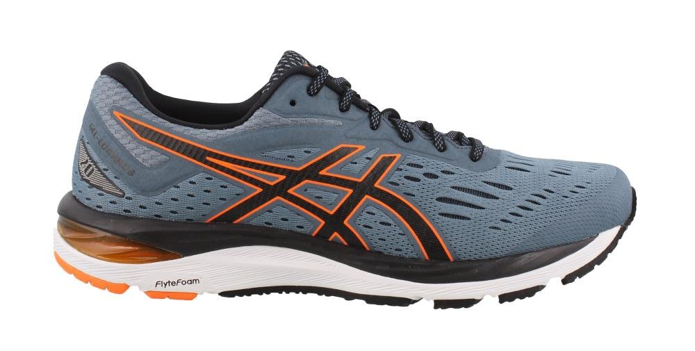 ASICS メンズ B077MMT9C5 11.5 D(M) US Iron Clad/Black
