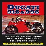 Ducati 916 and 996, R. M. Clarke, 1855209276
