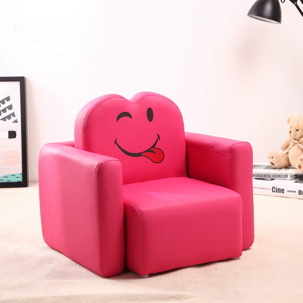 Amazon Com V K Mini Kid Sofa Smile Face Child Sofa Chair
