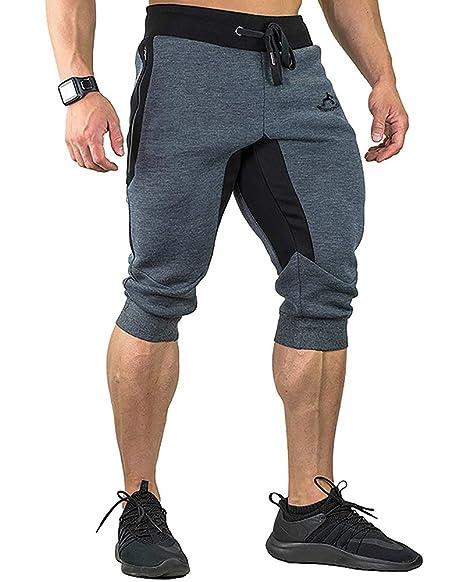FASKUNOIE - Pantalones de Entrenamiento para Hombre b1166b311f1e
