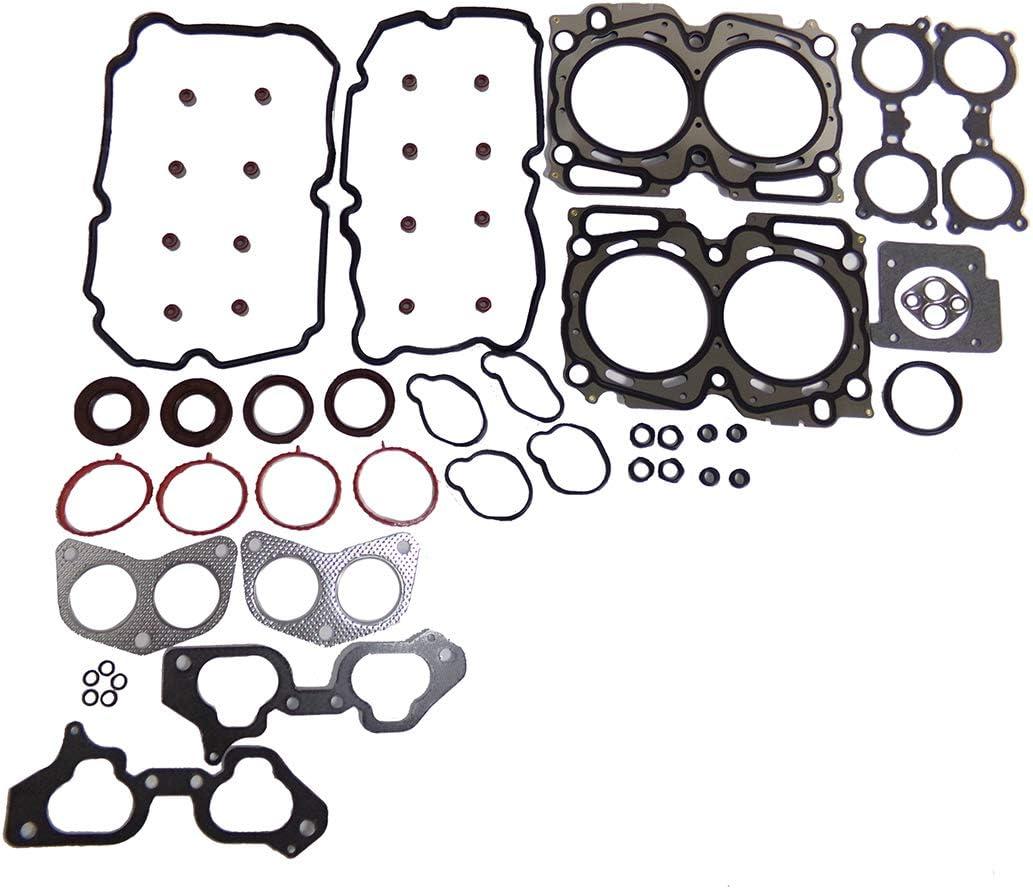 Engine Rebuild Kit Fits 04-06 Subaru Baja Forester 2.5L H4 DOHC 16v EJ255 EJ257