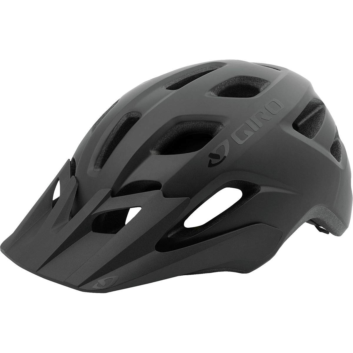 Giro Fixture MIPS Bike Helmet - Matte Black,One Size by Giro