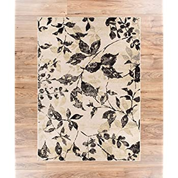 Amazon Com Mohawk Home Meadow Leaves Neutral Area Rug 20