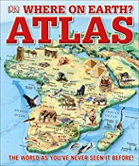 Unlike any other you have ever seen before, this atlas brings our amazing world to life in 3-D. With its more than 60 specially commissioned 3-D maps and artworks, it takes kids on a continent-by-continent tour of the world and even in...