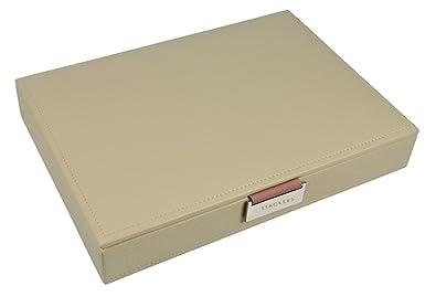 Stackers Jewellery Box Cream - Medium Top with Lid  Amazon.co.uk ... dd7965dfcc