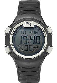 694b688237 Puma Time - Montre Quartz - Affichage Digital - Bracelet Plastique - Homme