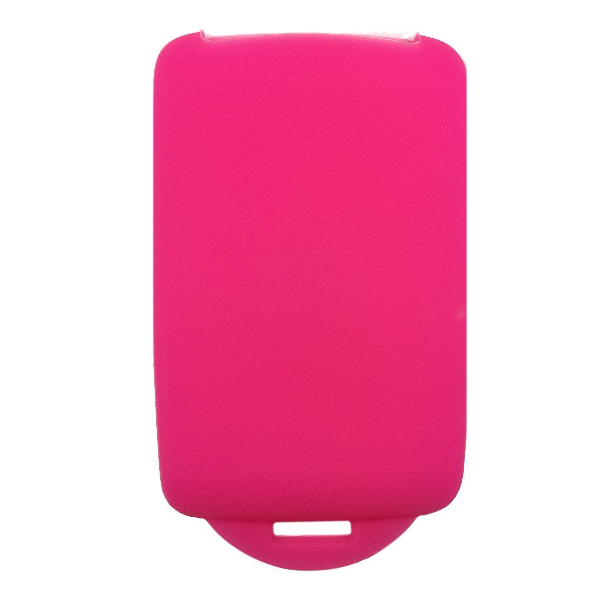 rose Coolbestda Coque en silicone pour carte de d/émarrage de voiture /à 4 boutons