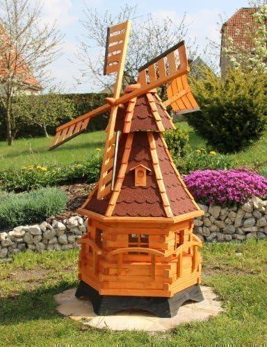 Gran Molino De Viento, Windmühlen tipo 12.1: Amazon.es: Jardín