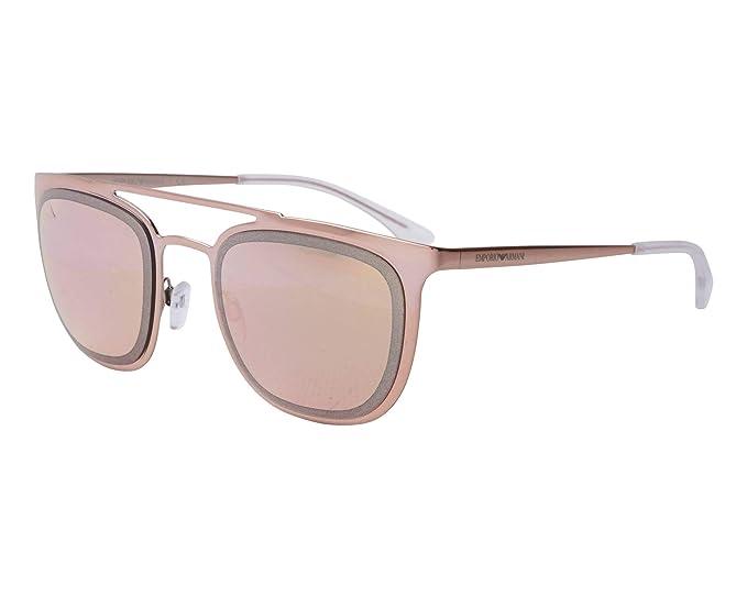 db0ad8a1f Sunglasses Emporio Armani EA 2069 32194Z COPPER: Amazon.ca: Clothing ...