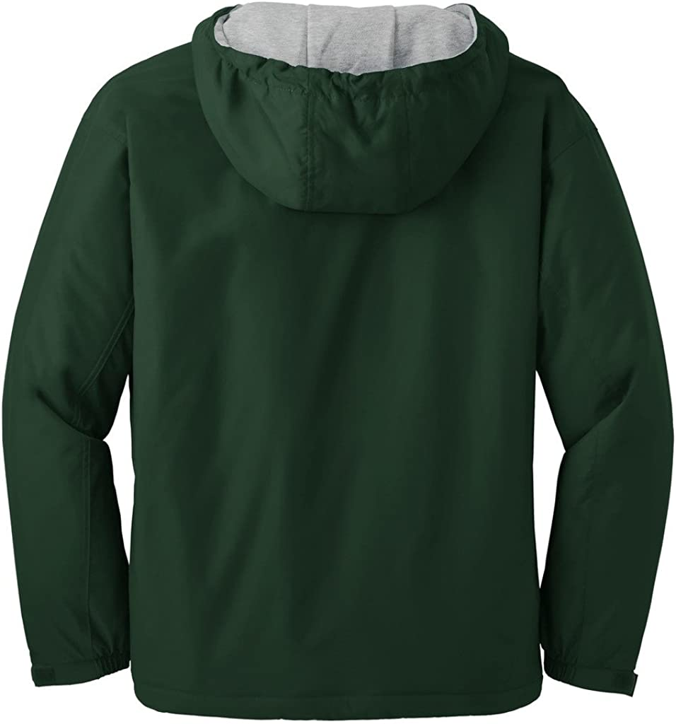 Sizes XS-6XL Joes USA Mens or Youth Fleece Lined Hooded Team Jackets