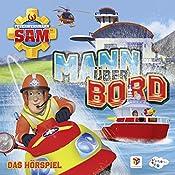 Mann über Bord (Feuerwehrmann Sam, Folgen 79-84) | Willi Röbke, Stefan Eckel, Reinhold Binder